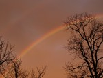 Rainbow photo by John Sangimino.